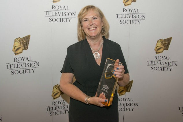 Screen Yorkshire Recognised at Royal Television Society Yorkshire Programme Awards  Chief Executive Sally Joynson takes home 'Outstanding Contribution Award' 'Ackley Bridge' Wins 4 Awards Including 'Best Drama'